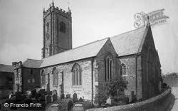 Plympton, St Maurice Church 1890