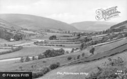 Plynlimon, The Valley c.1955