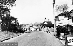 Polegate, High Street and Level Crossing