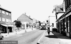 Polegate, High Street looking North