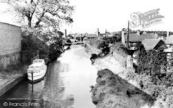 Polesworth, Coventry Canal 1963