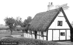 Polesworth, Little Jim's Cottage 1958