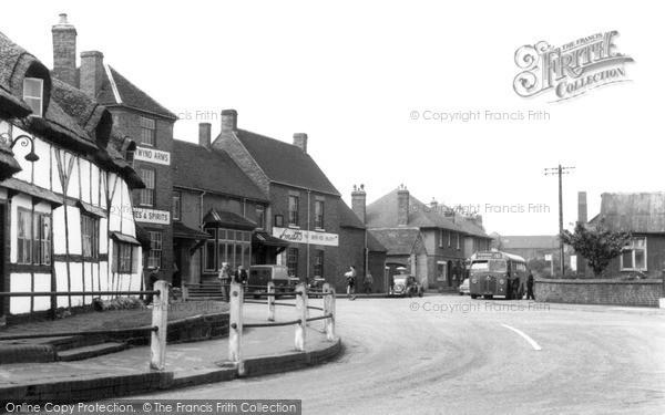 Photo of Polesworth, Market Square 1958