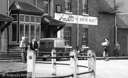 Polesworth, Market Square 1958