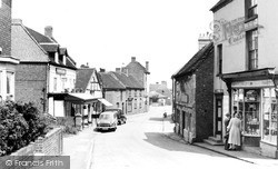Polesworth, Market Street c.1960