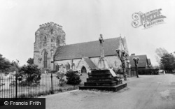 Polesworth, The Church c.1955