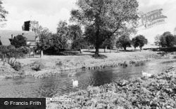 Polesworth, The River c.1965