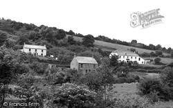 Polgooth, Village c.1955