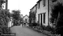 Polkerris, The Village c.1960