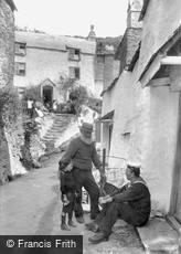 Polperro, a Promising Recruit 1907