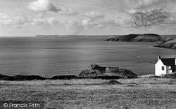 Bay c.1955, Polruan