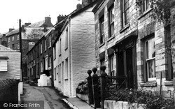 East Street c.1965, Polruan
