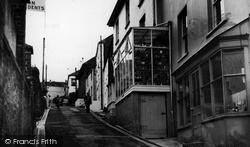 Fore Street c.1965, Polruan