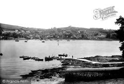 From Fowey 1908, Polruan
