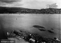 From Fowey 1920, Polruan