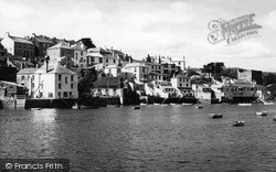 From The Quay c.1955, Polruan