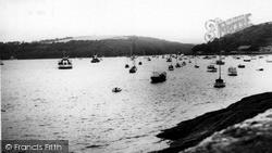Harbour c.1965, Polruan
