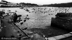Quay And Harbour c.1965, Polruan