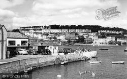 Quay c.1955, Polruan