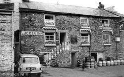 The Lugger Inn c.1965, Polruan