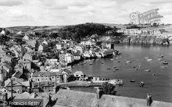 The River Fowey c.1955, Polruan