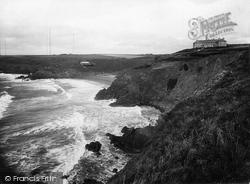 Polurrian Bay, 1924, Polurrian Cove