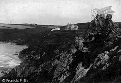 Polurrian Bay, c.1900, Polurrian Cove