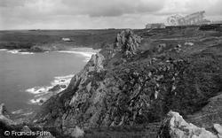 Polurrian Bay, Love Rock 1922, Polurrian Cove