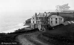 Polurrian Bay, Polurrian Hotel 1890, Polurrian Cove