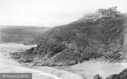 Polurrian Bay, Polurrian Hotel 1899, Polurrian Cove