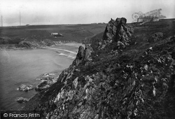 Polurrian Bay, Polurrian Hotel  1911, Polurrian Cove