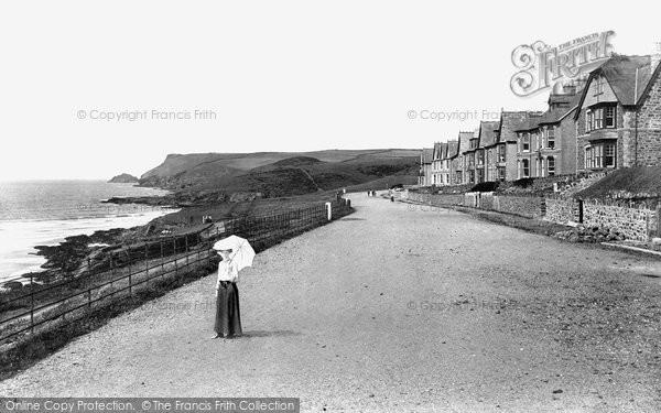 Photo of Polzeath, the Terrace 1911, ref. 63713