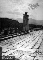Pompeii, 1939