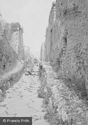 c.1939, Pompeii