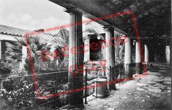 Casa Degli Amorini Dorati c.1920, Pompeii