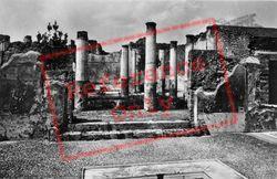 Casa Di Trittolemo c.1920, Pompeii