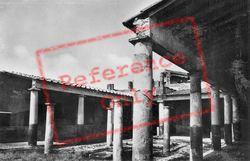 House Of Paquius Proculus c.1920, Pompeii