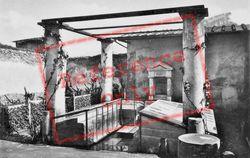 House Of The Epehbus c.1920, Pompeii