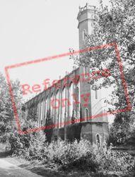 Ruined Factory 1964, Pont-Saint-Pierre