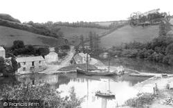 Pont, The Quay 1893