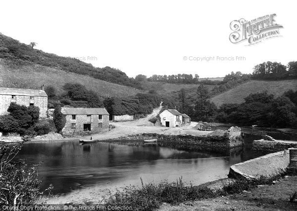 Photo of Pont, The Village 1913