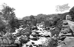 Pont-Y-Pant, The Bridge c.1876