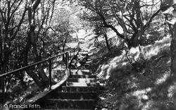 Pontardawe, 199 Steps c.1960