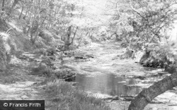 Pontardawe, Cwmdu Glen c.1960