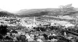 Pontardawe, General View c.1965
