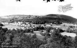 Pontardawe, New Estate And Golf Links c.1965