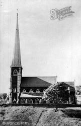 Pontardawe, St Peter's Church c.1965