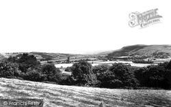 Pontarddulais, General View c.1955