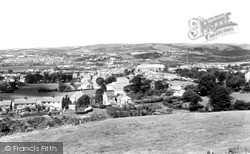 Pontarddulais, General View c.1965