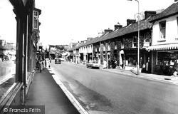 Pontarddulais, High Street c.1965